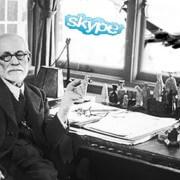 פסיכולוג בסקייפ