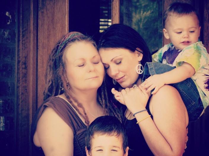 יחסי אמהות בנות בזמן מעבר